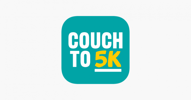 nhs couch to 5k logo