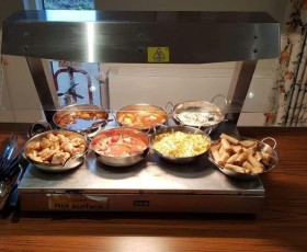 Chinese Food at New Lodge - Chinese New Year Celebrations