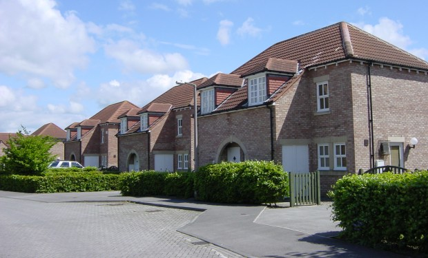 A house at Woodlands, Teal Drive